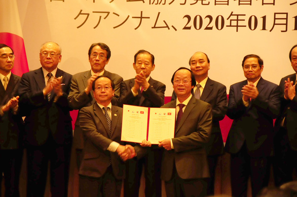 Nhật Bản tổ chức đoàn thăm, làm việc tại Việt Nam quy mô nhất từ trước tới nay - Ảnh 5.