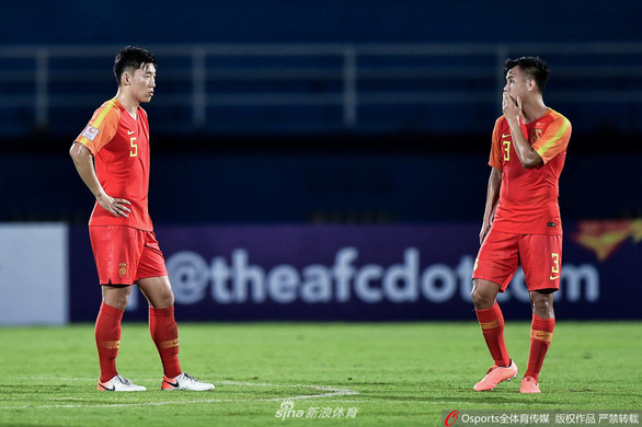Nỗi buồn lớn nhất của bóng đá Trung Quốc là không biết trách ai - Ảnh 1.