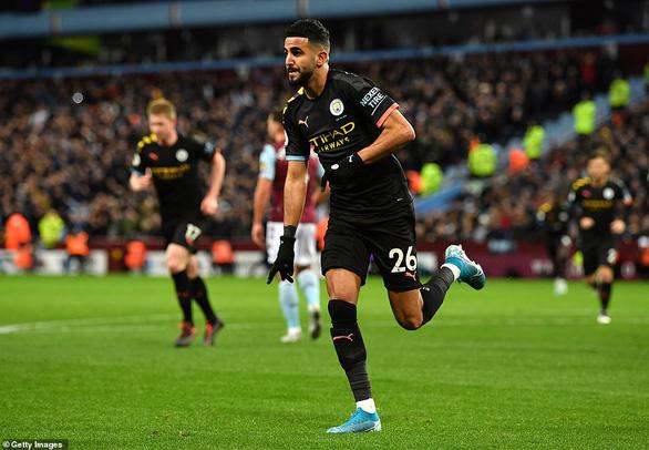 Aguero lập hat-trick, M.C hủy diệt Aston Villa 6-1 - Ảnh 1.