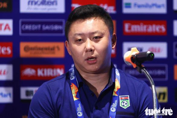 HLV U23 Triều Tiên cam đoan quyết chiến với Việt Nam - Ảnh 1.