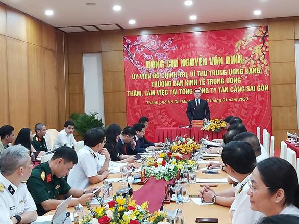 Việt Nam không cần có quá nhiều cảng biển - Ảnh 1.