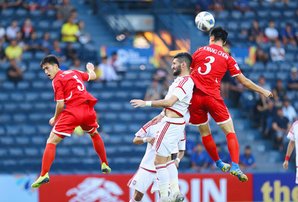 Thua UAE, U23 Triều Tiên nối gót Trung Quốc và Nhật Bản về nước sớm - Ảnh 1.
