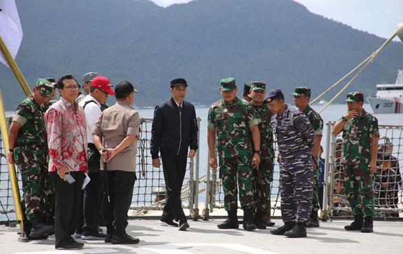 Căng thẳng đảo Natuna với Indonesia: Nước cờ sai của Trung Quốc? - Ảnh 1.