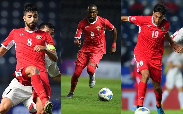 Ba ngôi sao của U23 Jordan cần đề phòng - Ảnh 1.