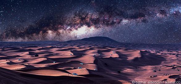 Jordan: nơi biển Chết, sa mạc che mờ bóng đá - Ảnh 1.