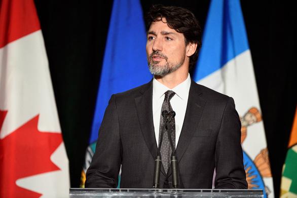 Thủ tướng Canada hứa đòi công lý cho nạn nhân vụ bắn nhầm máy bay - Ảnh 1.