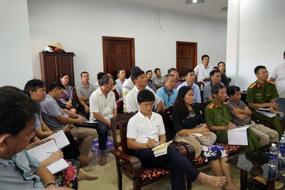 Khởi tố, bắt giam chủ dự án biệt thự Thanh Bình, Vũng Tàu - Ảnh 4.