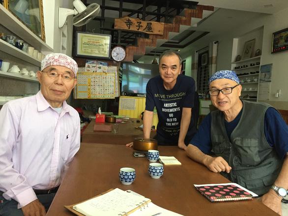 Những chuyện tình ở Hội An - Kỳ 5: Ba ông giáo Nhật ở Hội An - Ảnh 1.