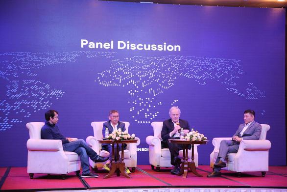 Cha đẻ lý thuyết máy học: Việt Nam có tiềm năng phát triển các lĩnh vực công nghệ mới - Ảnh 2.