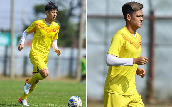 U23 Việt Nam - U23 Jordan: Kỳ vọng vào những sự trở lại - Ảnh 1.