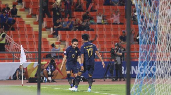 Hòa Iraq, U23 Thái Lan vượt qua vòng bảng Giải U23 châu Á 2020 - Ảnh 1.