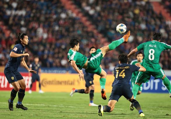 Hòa Iraq, U23 Thái Lan vượt qua vòng bảng Giải U23 châu Á 2020 - Ảnh 2.