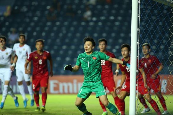 U23 Việt Nam - U23 Jordan 0-0: Mất quyền tự quyết - Ảnh 1.