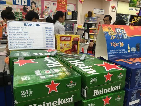Bị truy thu thuế hơn 917 tỉ, Heineken 'nộp nhưng chưa đồng thuận' - Ảnh 1.