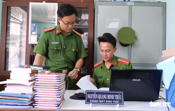 Nhật ký công tác nhói lòng của một công an phường - Ảnh 1.