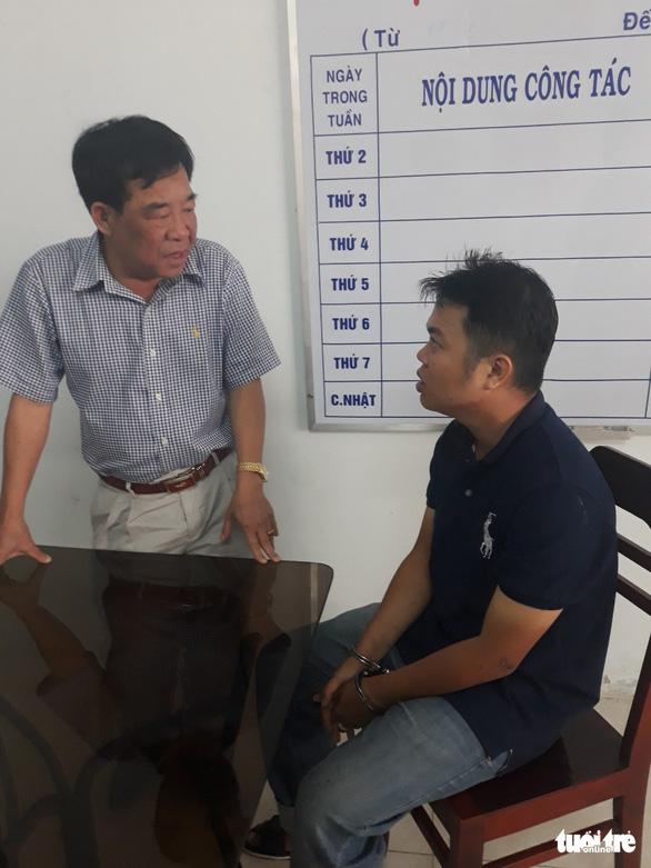 Nhóm thanh niên bắt cóc nữ sinh viên Trà Vinh để tống tiền 5 tỉ đồng - Ảnh 1.