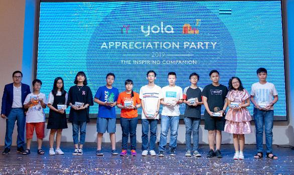 Tổ chức giáo dục YOLA tri ân phụ huynh đồng hành trong 10 năm qua - Ảnh 1.