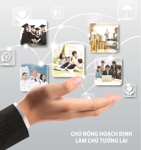 Chiếc phao tài chính cho gia đình Việt - Ảnh 1.