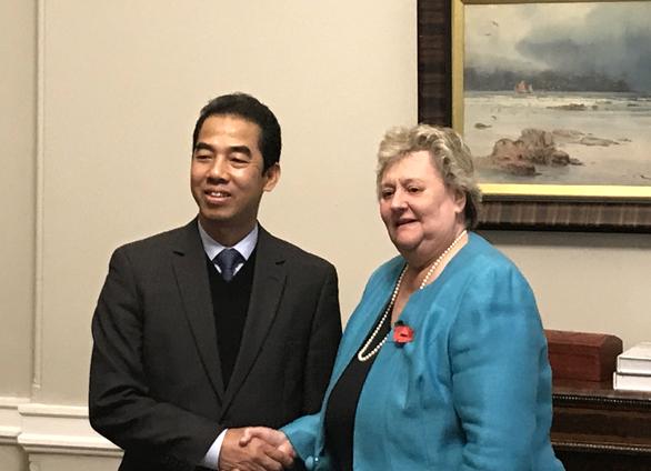 Việt Nam - Vương quốc Anh hợp tác hướng tới tương lai - Ảnh 1.