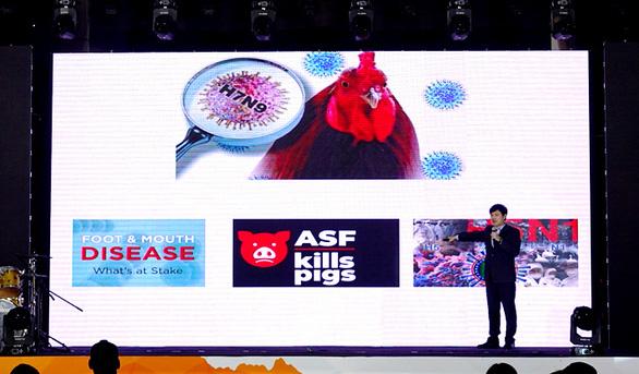 Japfa Comfeed Việt Nam – Khu vực Miền Nam tổ chức hội nghị khách hàng 2019 - Ảnh 2.