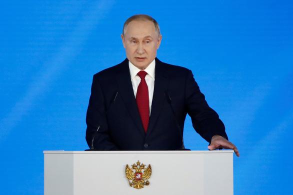 Ông Putin muốn siết tiêu chuẩn đối với các tổng thống tương lai - Ảnh 1.