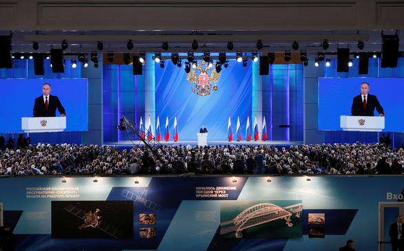 Ông Putin muốn siết tiêu chuẩn đối với các tổng thống tương lai - Ảnh 2.
