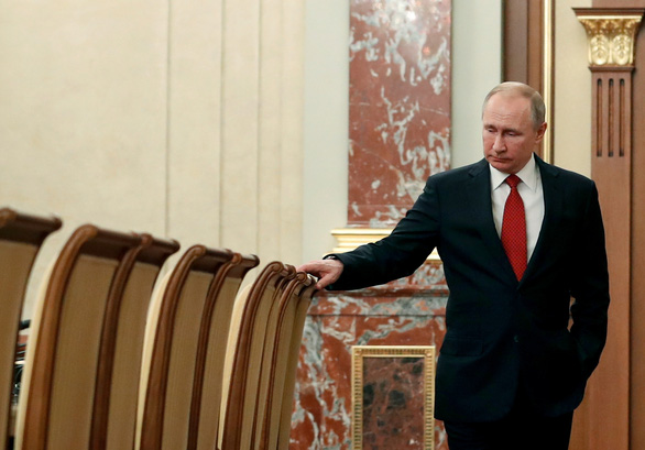 Sửa đổi hiến pháp giúp ông Putin thâu tóm quyền lực? - Ảnh 1.