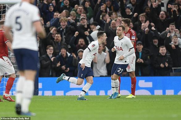 Đá bại Middlesbrough, Tottenham vào vòng 4 Cúp FA - Ảnh 1.