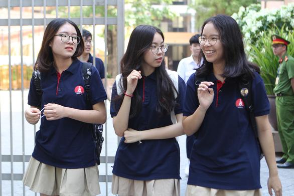 Hà Nội dẫn đầu cả nước về giải học sinh giỏi quốc gia THPT - Ảnh 1.