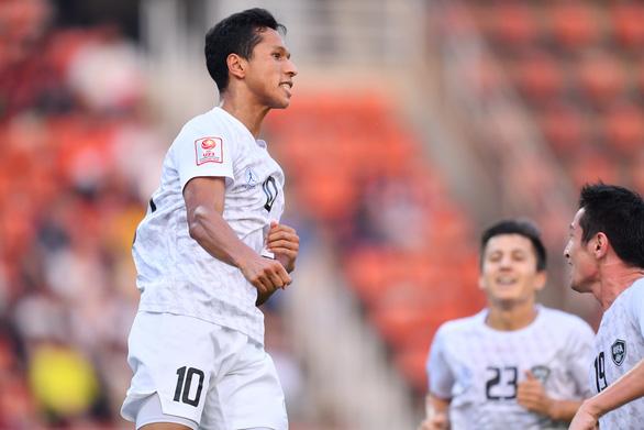 Thua U23 Hàn Quốc, đương kim vô địch Uzbekistan vẫn có mặt ở tứ kết - Ảnh 2.