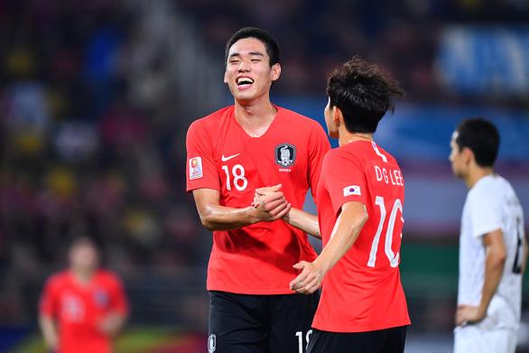Thua U23 Hàn Quốc, đương kim vô địch Uzbekistan vẫn có mặt ở tứ kết - Ảnh 3.