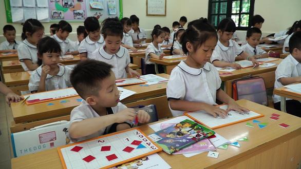 Tuyển sinh đầu cấp ở Hà Nội năm học 2020-2012 sẽ tăng - Ảnh 1.