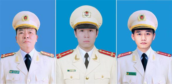 Phát động phong trào noi gương 3 chiến sĩ làm nhiệm vụ tại Đồng Tâm - Ảnh 2.