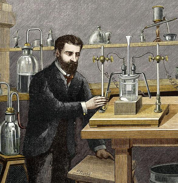 Những nhà khoa học nổi tiếng sinh năm con chuột - Ảnh 4.