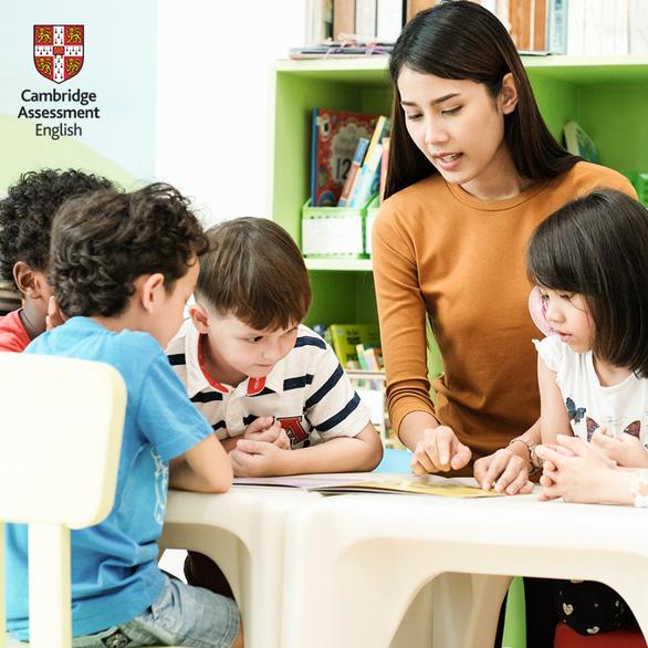 Định hướng tương lai của con trẻ với Cambridge Assessment English - Ảnh 1.