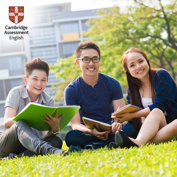 Định hướng tương lai của con trẻ với Cambridge Assessment English - Ảnh 2.