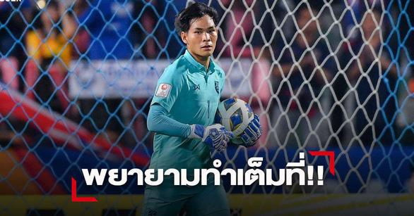 Thủ môn Korraphat trải lòng về khoảnh khắc cứu rỗi cho U23 Thái Lan - Ảnh 1.