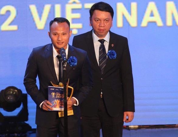 Vượt qua cầu thủ Đoàn Văn Hậu, kình ngư Huy Hoàng giành Cúp Chiến thắng 2019 - Ảnh 5.