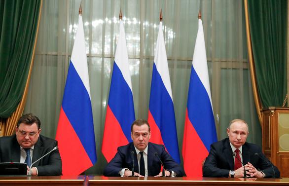 Giới quan sát bất ngờ trước diễn biến mới trên chính trường Nga - Ảnh 1.