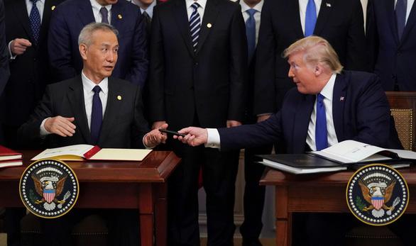 Dân Mỹ bối rối không biết Trung Quốc cam kết chi 95 tỉ USD để mua gì - Ảnh 1.