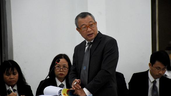 Lại hoãn phiên tòa phúc thẩm xử vợ chồng luật sư Trần Vũ Hải - Ảnh 2.