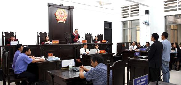 Lại hoãn phiên tòa phúc thẩm xử vợ chồng luật sư Trần Vũ Hải - Ảnh 5.