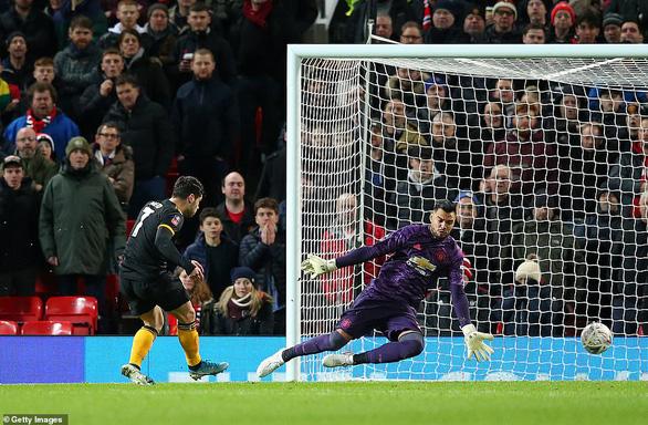 Mata tỏa sáng, M.U hạ Wolverhampton vào vòng 4 Cup FA - Ảnh 1.