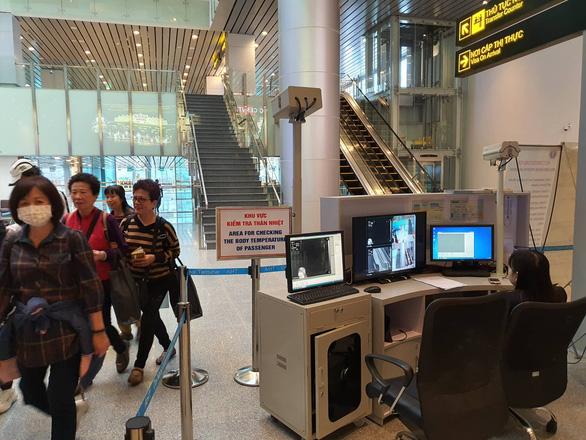 Hành khách Trung Quốc được cách ly ở Đà Nẵng không bị viêm phổi cấp - Ảnh 1.