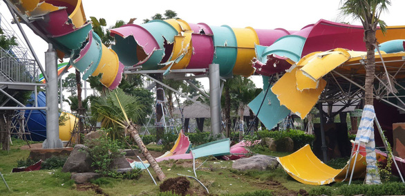 Vì sao công viên nước lớn nhất Hà Nội xây hoàng tráng xong bị đập bỏ? - Ảnh 3.