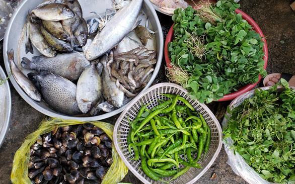 Chợ quê ở Sài Gòn - Kỳ 2: Tôm cá Tam Giang ở Sài Gòn - Ảnh 1.