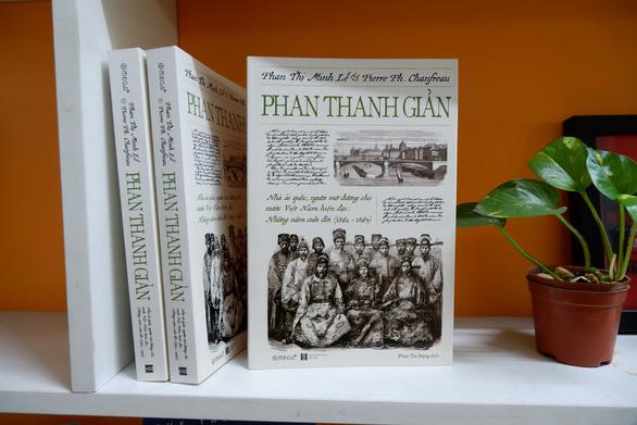 Nhà xuất bản tự ngưng phát hành sách về Phan Thanh Giản - Ảnh 1.