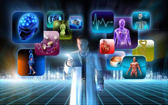 Công nghệ xâm lấn ngành y tế - Ảnh 1.