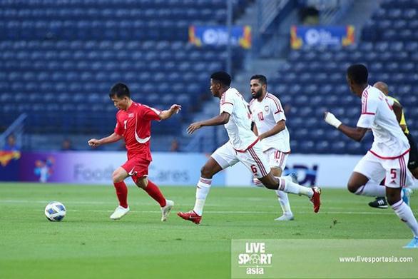 Báo nước ngoài: U23 Jordan - U23 UAE sẽ thủ hòa 1-1 để loại Việt Nam - Ảnh 1.