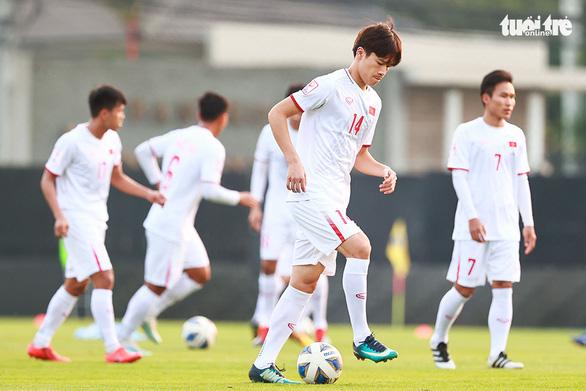 Không ai đoán được ông Park chọn đội hình nào đấu với U23 Triều Tiên - Ảnh 1.